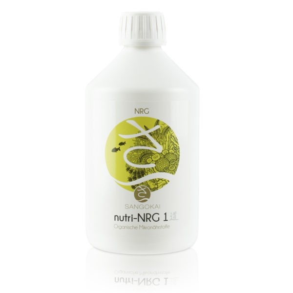 SANGOKAI nutri-NRG SET #1 5000ml