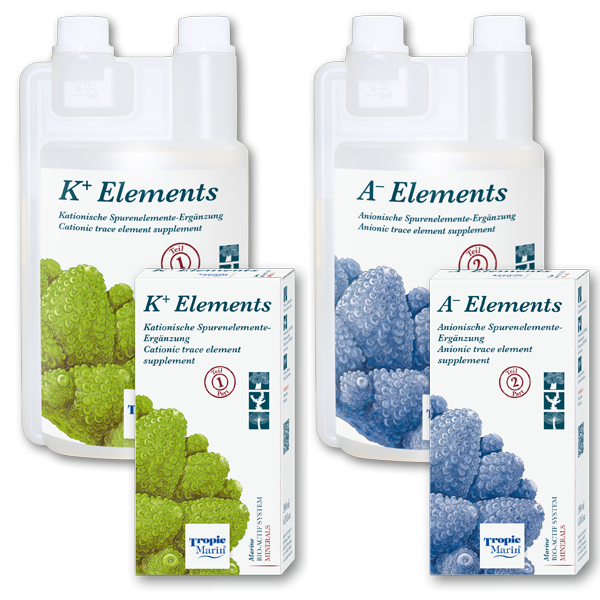 Tropic Marin K+ ELEMENTS 500ml
