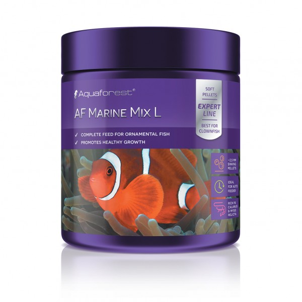 Aquaforest AF Marine Mix L 120g