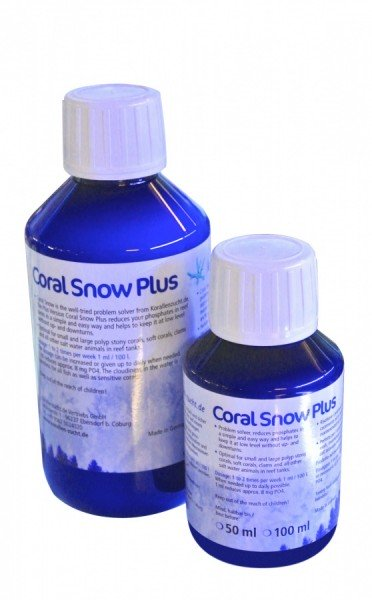 Korallenzucht Coral Snow Plus 100ml