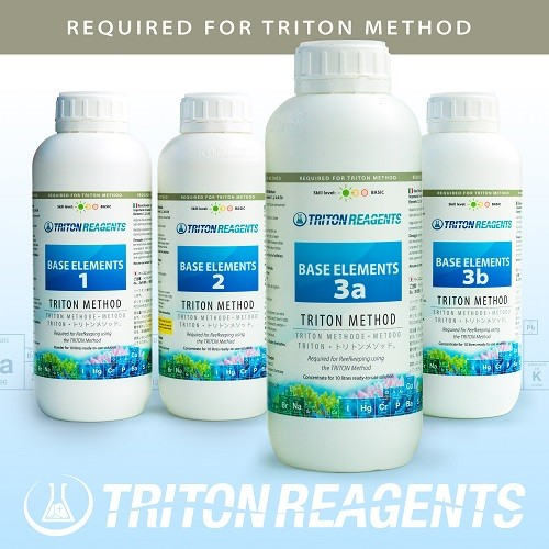 SET Base Elements 4x1000ml Komplettversorgung nach der TRITON Methode