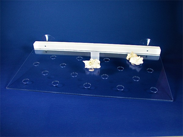 AquaConnect Coral-Sundeck 18 Free-View incl. 5 Plugs