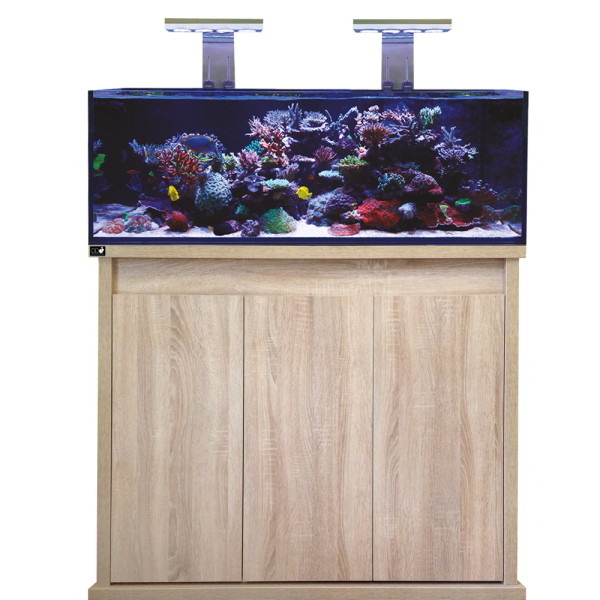 D-D Reef-Pro1200 Platinum Oak - Aquariumsystem