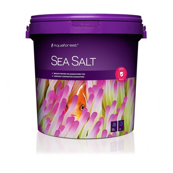 Aquaforest Sea Salz 22kg