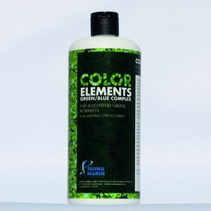 Fauna Marin Color Elements Green Blue Complex 250ml