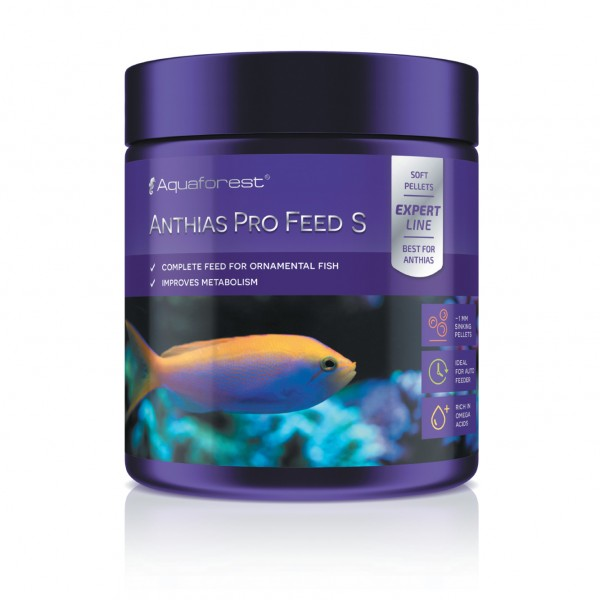 Aquaforest Anthias Pro Feed S 120g