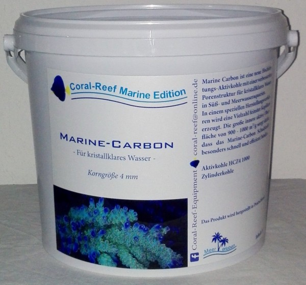 Coral-Reef Marine Carbon 5000 ml