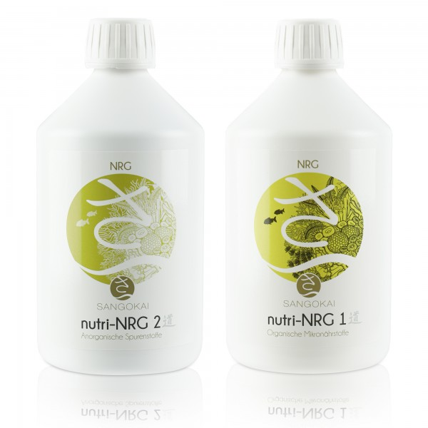 SANGOKAI nutri-NRG SET #1/#2 1000ml