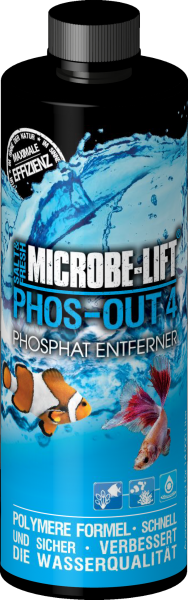 Microbe-Lift PHOS-OUT 4 473ml